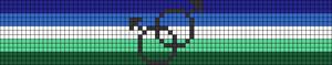 Alpha pattern #74910
