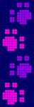 Alpha pattern #74916