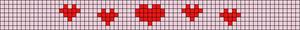 Alpha pattern #74927