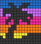 Alpha pattern #74931