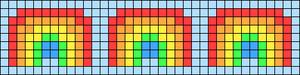 Alpha pattern #74948