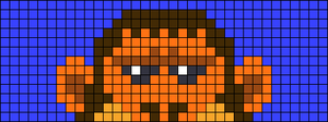 Alpha pattern #74951