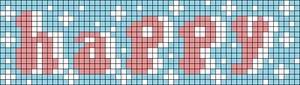 Alpha pattern #74955