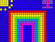 Alpha pattern #74976