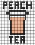 Alpha pattern #74988