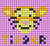 Alpha pattern #75008
