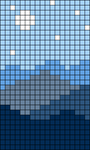 Alpha pattern #75012
