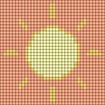 Alpha pattern #75020