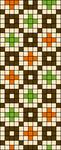 Alpha pattern #75025