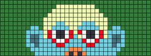 Alpha pattern #75030