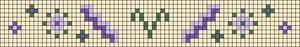 Alpha pattern #75032