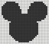 Alpha pattern #75046