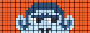 Alpha pattern #75048