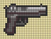 Alpha pattern #75053