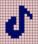 Alpha pattern #75063