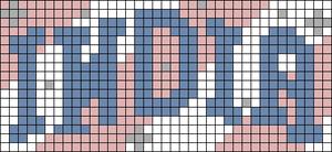 Alpha pattern #75078