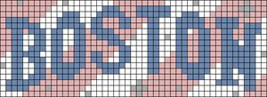Alpha pattern #75079
