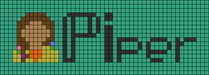 Alpha pattern #75093