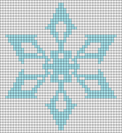 Alpha pattern #75095