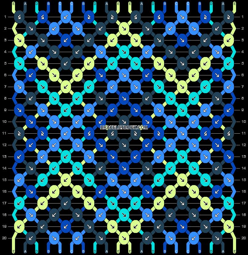 Normal pattern #75102 pattern