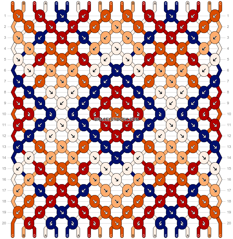 Normal pattern #75104 pattern