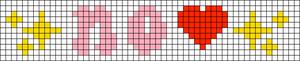 Alpha pattern #75110