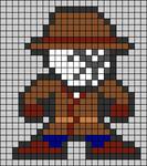 Alpha pattern #75115
