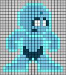 Alpha pattern #75117