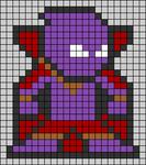 Alpha pattern #75121