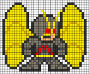 Alpha pattern #75122