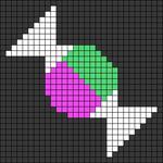 Alpha pattern #75163