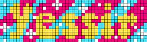 Alpha pattern #75187