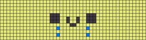 Alpha pattern #75200