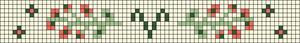 Alpha pattern #75206