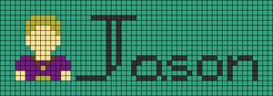 Alpha pattern #75215