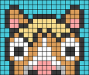 Alpha pattern #75228