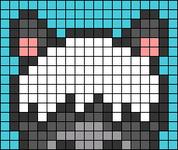 Alpha pattern #75229