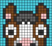 Alpha pattern #75230