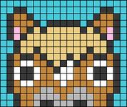 Alpha pattern #75231