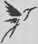 Alpha pattern #75235