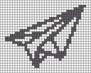 Alpha pattern #75236