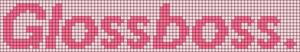 Alpha pattern #75237