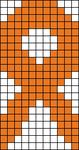 Alpha pattern #75258