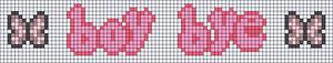 Alpha pattern #75292