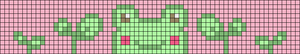 Alpha pattern #75312