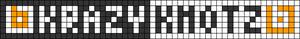 Alpha pattern #75324