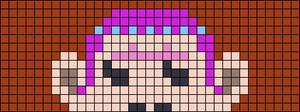 Alpha pattern #75326