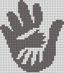 Alpha pattern #75334
