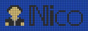 Alpha pattern #75338