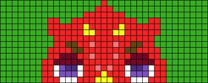 Alpha pattern #75342